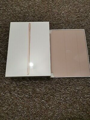 Apple iPad 6th Generation 128GB, Wi-Fi, 9.7in - Gold Rose Gold Sealed!!!