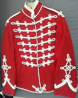 ExRare WWII Royal Leib guard officer Parade tunic uniform Bulgaria - ORIGINAL !!