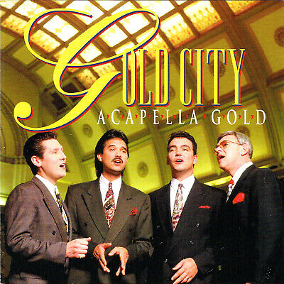 Gold City - Acapella Gold CD Christian music