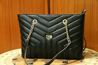 d2e533ccb6d VERSACE 19.69 Women's 100% Leather Medium Black Backpack Free Shipping New  w Tag