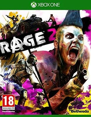 Rage 2 Xbox One (leggi inserzione/read description)