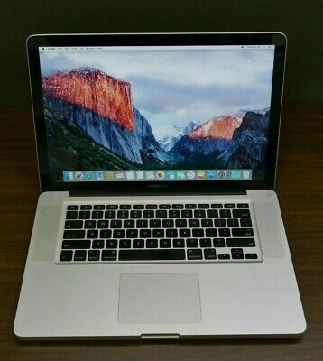 "Apple MacBook Pro 15"" QUAD CORE i7/ Upgrade UPTO 2TB SSD & 16 GB RAM/ OSx-2017"