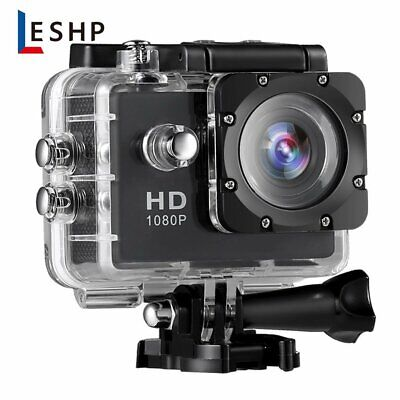 A7 Wifi 4K 1080P Ultra HD 12MP Waterproof 30M Action Camera Sports Camcorder MY
