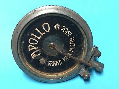 Antique Gramophone Reproducer Apollo Grand Prix Sound Box Head Phonograph c1900