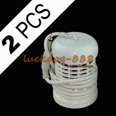 2 Round Arrays for Ionic Detox Foot Bath Spa Cleanse Machine Replacement White