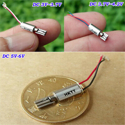 0408 4mm*8mm Ultra-Tiny Micro 5-Pole Precision Coreless Vibration Vibrator Motor