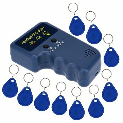 Key Cards Handheld ID Tags Copier Duplicator Programmer Reader Match Writable