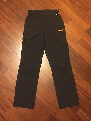 JACK WOLFSKIN - Pantaloni Ragazzi/ Kid's Pants Travel Hiking Outdoor Touring