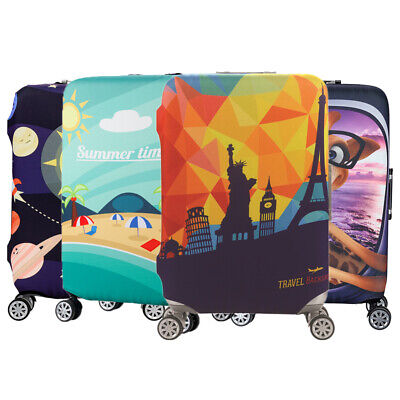 Elastic Luggage Protective Cover for 20/24/28/30inch Trolley Suitcase Protect