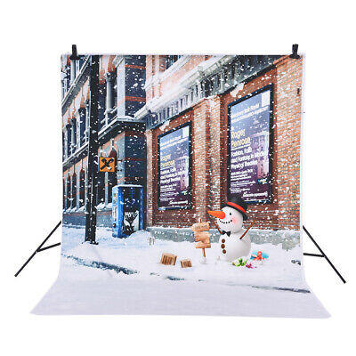Andoer 1.5 * 2m Photography Background Backdrop Christmas Gift Star Pattern Y8Y8