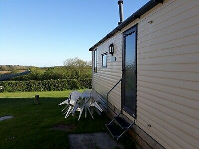 SELF-CATERING CARAVAN HOLIDAY, CORNWALL, DOG & FAMILY FRIENDLY.  24th Aug 7nts.