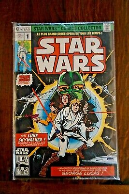 BD Star Wars Comics N°1 Edition Atlas