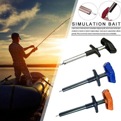 Easy Fish Hook Remover Fishing Tool Minimizing The Injuries Tools Tackle Squeeze