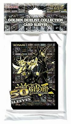 Yu-Gi-Oh!  Golden Duelist Collection Deck Box and Deck Protectors