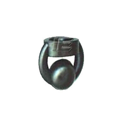 Extra Strong Black Rubber Bung for our 30l Tripod poultry / Chicken drinkers