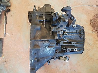 6 Speed Manual Gearbox Peugeot 407 2.0 Hdi 04-08 20Mb02