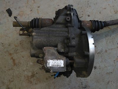 Smart City Fortwo Coupe 0.7 Automatic Gearbox +Actuator 0009478V002 01398100710