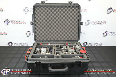 Jireh Rotix 2 Probe Phased Array Pipe Scanner - UT GE Olympus Krautkramer