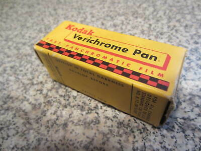 SEALED BOX 1959 EXPIRED B&W KODAK VP 120 Film Verichrome Pan Panchromatic