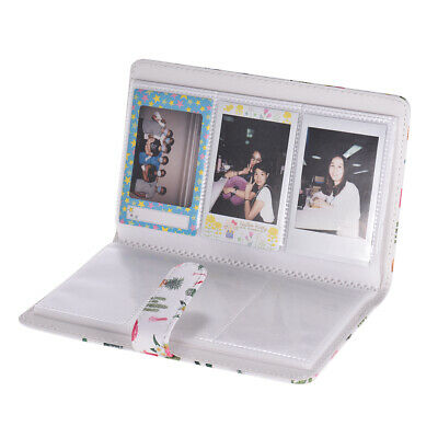 96 Pockets Mini Photo Album Photo Book Album for Fujifilm Instax Mini 9 8 R4T6