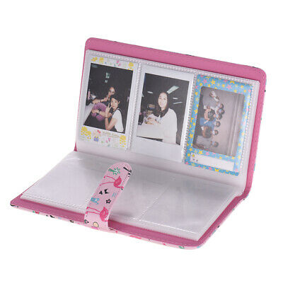 96 Pockets Mini Photo Album Photo Book Album for Fujifilm Instax Mini 9 8 F3B9