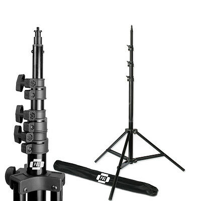 PBL 10ft Air Cushioned Photography Video Studio Lighting Stand