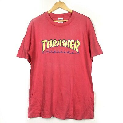 14e9ce7a2b457d THRASHER T SHIRT Size Small Worn Twice 10/10 Condition. - $15.00 ...