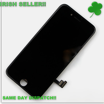 IPhone 7 Screen Replacement Black Assembly With LCD Touch Display  AAA+++