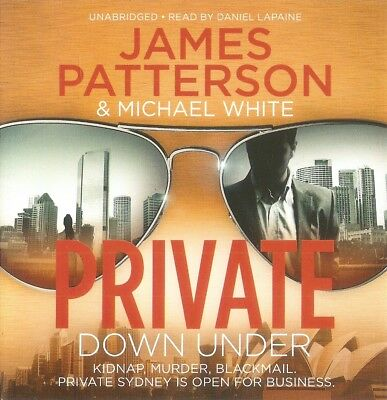 James Patterson - Private Down Under (6xCD A/Book 2013)