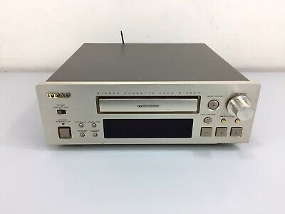 TEAC REF 500 SERIES R-H500 Auto Reverse Cassette Recorder & Player