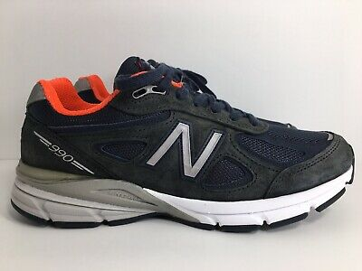 new style bcb2e df27c NEW NEW Balance W990NV3 navy Running women Shoe Made in the ...