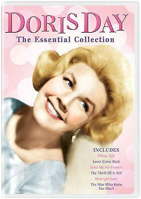 Doris Day The Essential Collection (2015) Brand New Sealed R1 Dvd Boxset