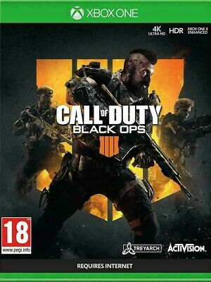 Call of Duty BLACK OPS 4 - Xbox One - SUPER FAST SAME DAY DISPATCH!