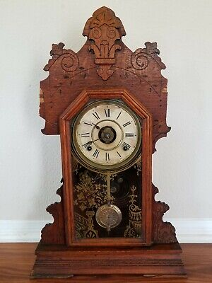 Antique Seth Thomas Clock Not Working