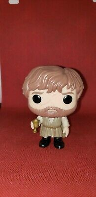 Game Of Thrones - Tyrion Lannister FUNKO #50 NO BOX