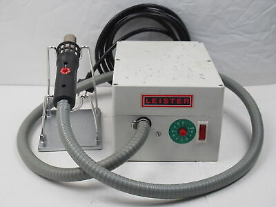 Leister Hot Air Rework / Plastic Welding Station w/ CH-6056