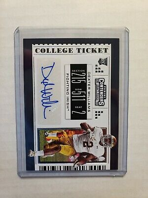 Dexter Williams 2019 Panini Contenders Draft Green Bay Packers Rookie Auto Rc 🔥