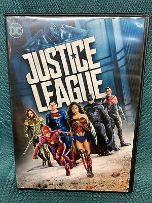 DC Comics Justice League  DVD