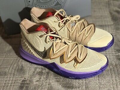 "7a55cc486b80 NIKE KYRIE 5 Concepts TV PE 3 Size 14 ""Ikhet"" Multi-Color CI0295-900 ..."