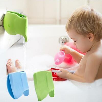 Water Faucet Cover Bath Tap Edge Corner Guards for Baby Safety Protection AU