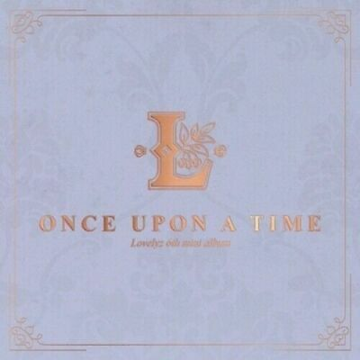 Lovelyz-[Once Upon A Time]6th Mini Album Random Cover CD+Booklet+Tracking K-POP