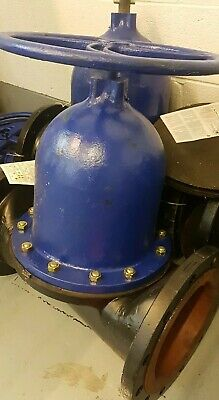 "10"" Saunders Valve  Rubber Lined. New Manufactured  second half of 2018"