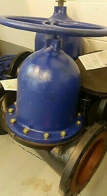 """10"""" Saunders Valve Soft Rubber Lined. New Manufactured  second half of 2018"""