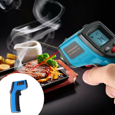GM320 Non-Contact LCD IR Laser Infrared Digital Temperature Thermometer Gun GM4