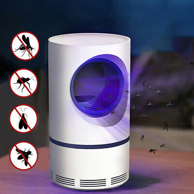 Utorch 5W UV Mosquito Lamp Photocatalytic Indoor Pest Inhalation USB Insect Lamp