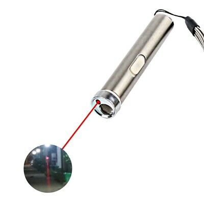Red 1mW Laser Pointer Pen Beam Light For Presentations Cat Toy Lazer Portable