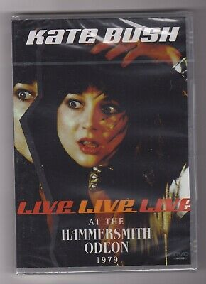 Kate Bush - Live At The Hammersmith Odeon 1979 (DVD) Live Concert Music DVD ~