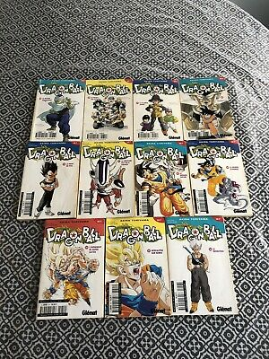 Dragon Ball Mangas Kiosque Glenat Premier Edition