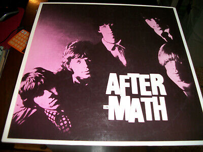 The Rolling Stones ‎– Aftermath UK - LP - 2003 - ABKCO