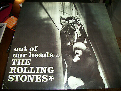 The Rolling Stones ‎– Out Of Our Heads UK - 2003 - ABKCO
